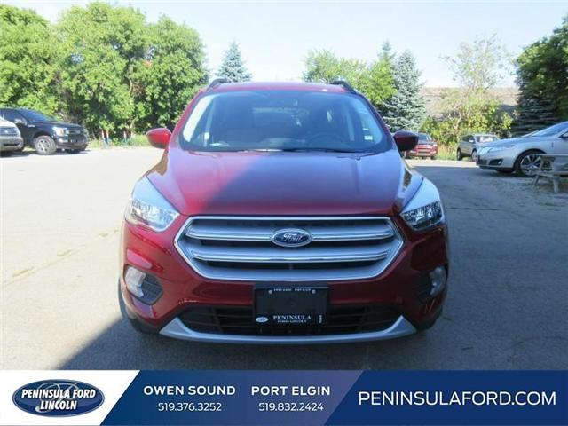 2018 Ford Escape SE (Stk: 18ES112) in Owen Sound - Image 2 of 16