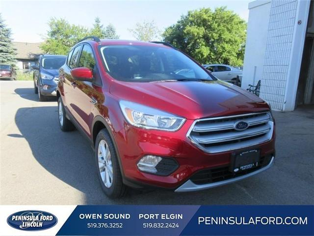 2018 Ford Escape SE (Stk: 18ES112) in Owen Sound - Image 3 of 16
