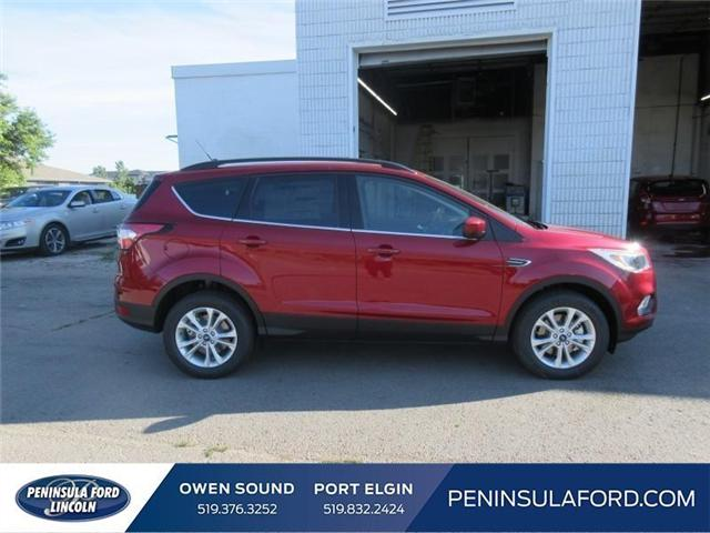 2018 Ford Escape SE (Stk: 18ES112) in Owen Sound - Image 4 of 16