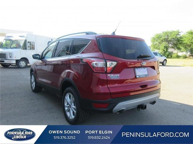 2018 Ford Escape SE (Stk: 18ES112) in Owen Sound - Image 7 of 16