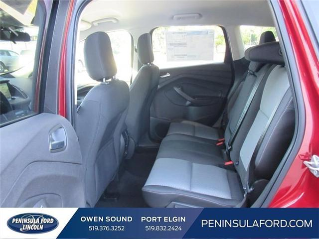 2018 Ford Escape SE (Stk: 18ES112) in Owen Sound - Image 11 of 16