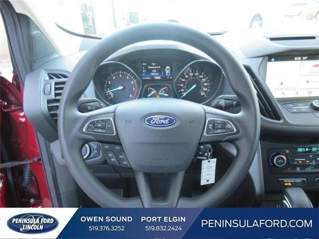 2018 Ford Escape SE (Stk: 18ES112) in Owen Sound - Image 13 of 16