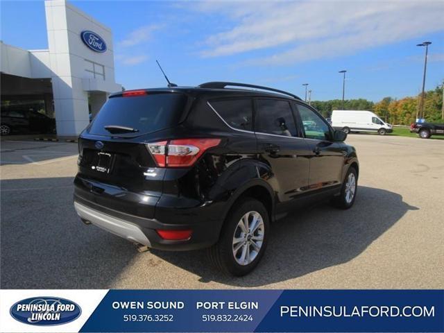 2018 Ford Escape SE (Stk: 18ES152) in Owen Sound - Image 5 of 15