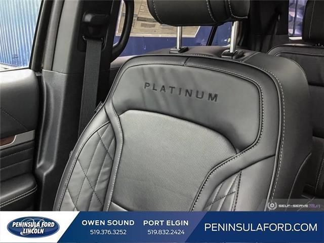 2019 Ford Explorer Platinum (Stk: 19EX07) in Owen Sound - Image 19 of 24