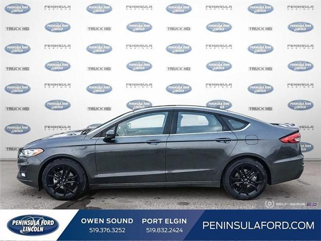 2019 Ford Fusion SE (Stk: 19FN01) in Owen Sound - Image 3 of 24