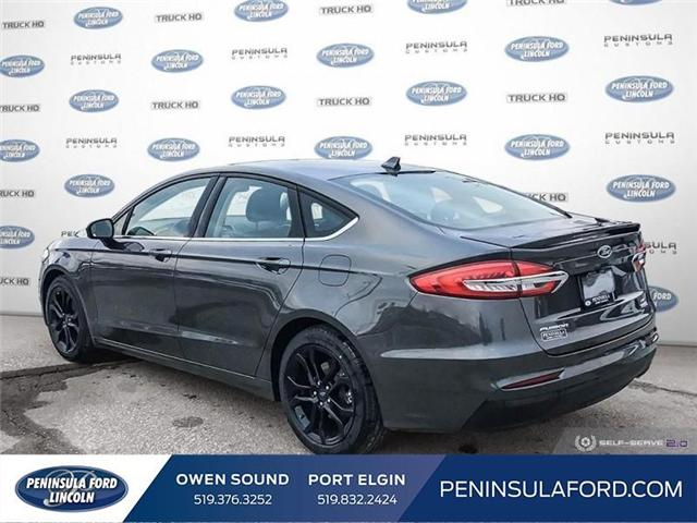 2019 Ford Fusion SE (Stk: 19FN01) in Owen Sound - Image 4 of 24