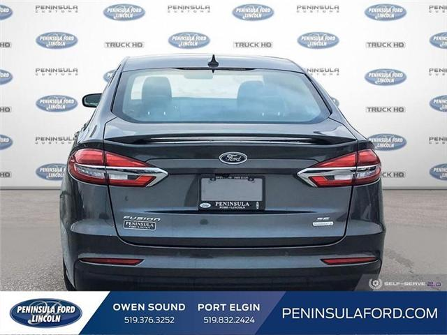 2019 Ford Fusion SE (Stk: 19FN01) in Owen Sound - Image 5 of 24