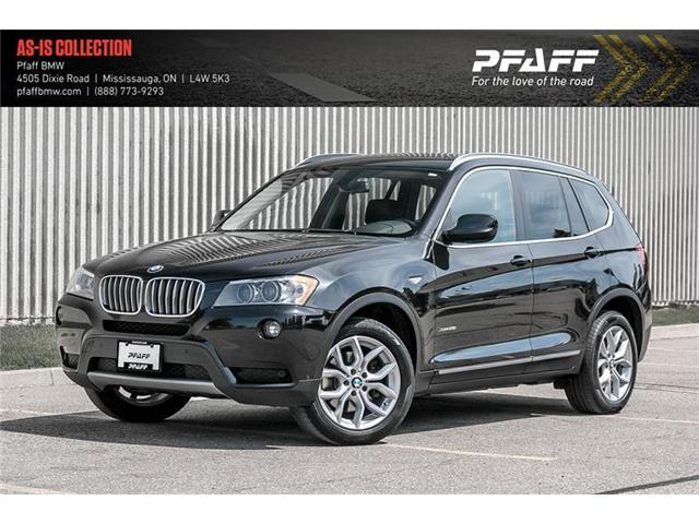 2014 BMW X3 xDrive28i (Stk: 22376A) in Mississauga - Image 1 of 22
