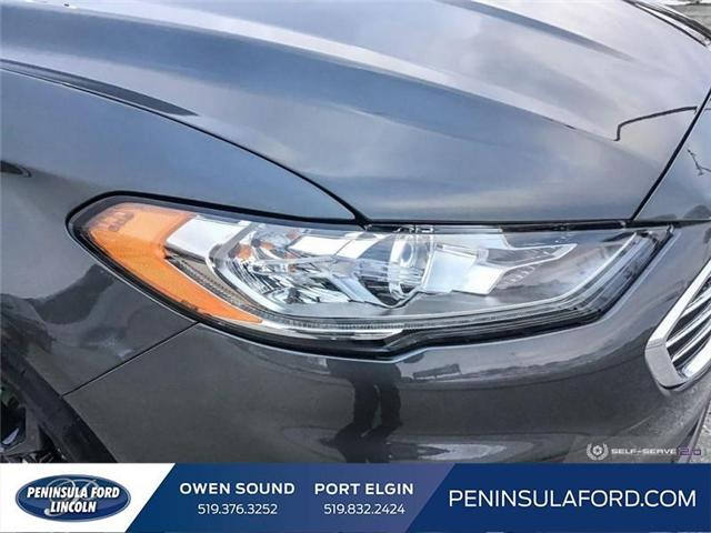 2019 Ford Fusion SE (Stk: 19FN01) in Owen Sound - Image 8 of 24