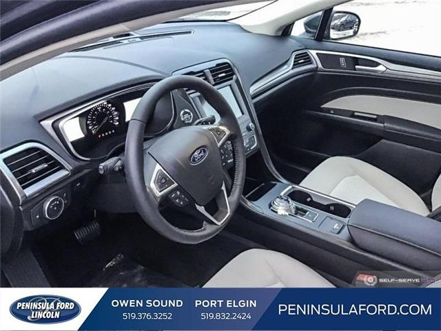 2019 Ford Fusion SE (Stk: 19FN01) in Owen Sound - Image 12 of 24