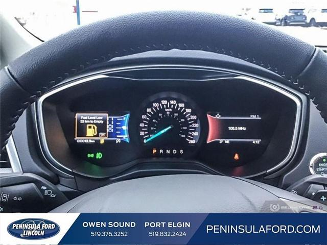 2019 Ford Fusion SE (Stk: 19FN01) in Owen Sound - Image 14 of 24