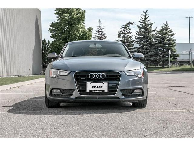 2013 Audi A5 2.0T Premium (Stk: 22404A) in Mississauga - Image 2 of 22