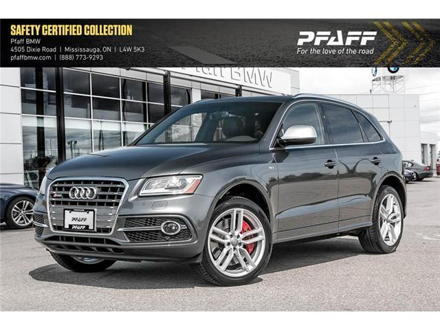 2016 Audi SQ5 3.0T Technik (Stk: 22442A) in Mississauga - Image 1 of 22