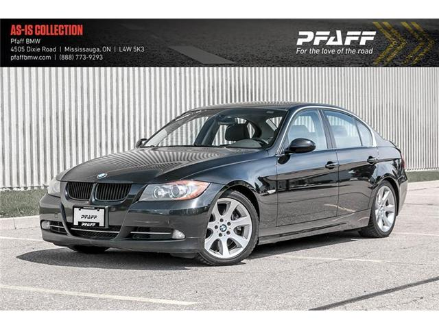 2008 BMW 335i  (Stk: U5397) in Mississauga - Image 1 of 22