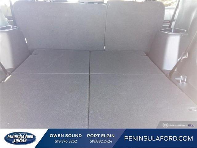 2019 Ford Explorer Platinum (Stk: 19EX10) in Owen Sound - Image 11 of 24