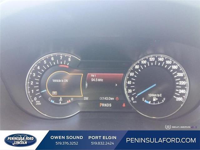 2019 Ford Explorer Platinum (Stk: 19EX10) in Owen Sound - Image 14 of 24