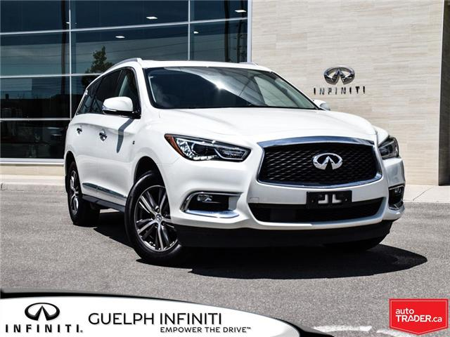2017 Infiniti QX60 Base (Stk: I6786A) in Guelph - Image 1 of 26