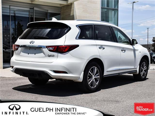 2017 Infiniti QX60 Base (Stk: I6786A) in Guelph - Image 4 of 26
