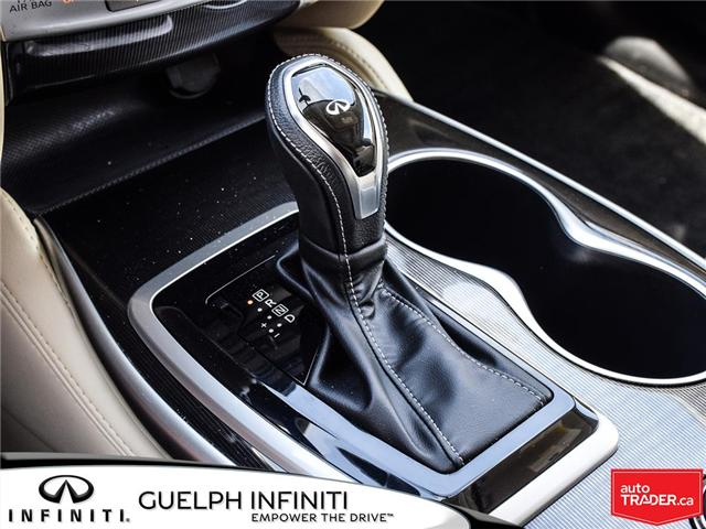 2017 Infiniti QX60 Base (Stk: I6786A) in Guelph - Image 11 of 26