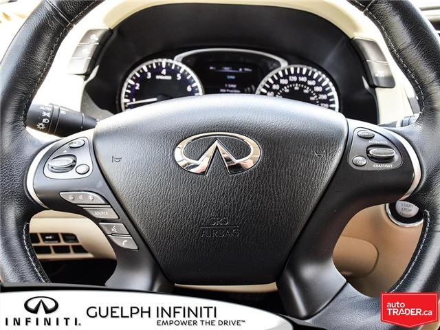 2017 Infiniti QX60 Base (Stk: I6786A) in Guelph - Image 19 of 26