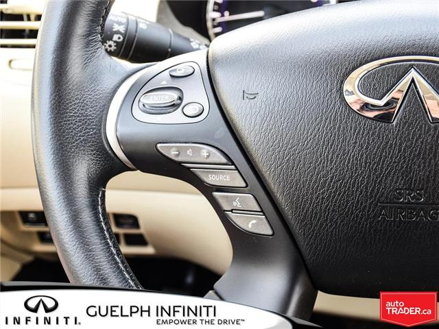 2017 Infiniti QX60 Base (Stk: I6786A) in Guelph - Image 20 of 26
