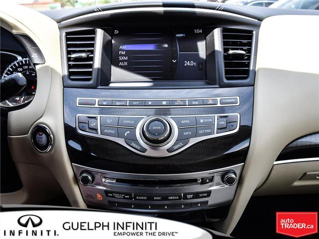 2017 Infiniti QX60 Base (Stk: I6786A) in Guelph - Image 23 of 26