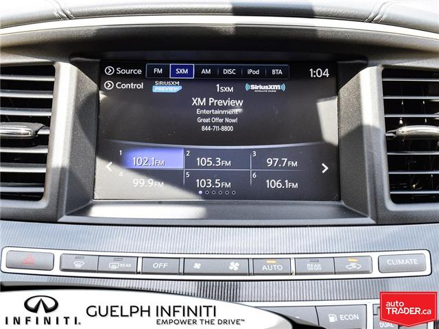 2017 Infiniti QX60 Base (Stk: I6786A) in Guelph - Image 25 of 26