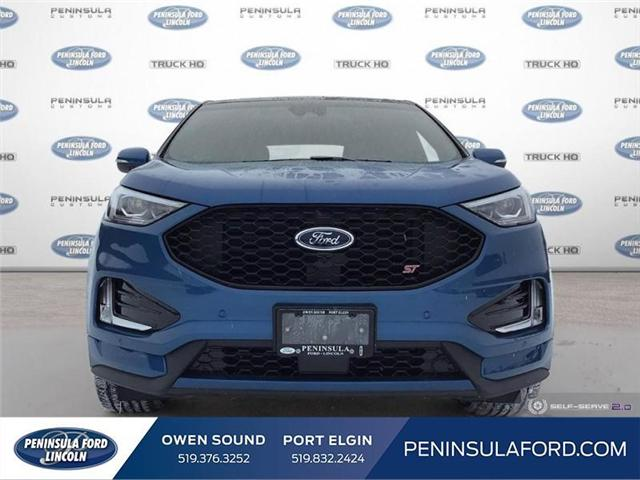 2019 Ford Edge ST (Stk: 19ED19) in Owen Sound - Image 2 of 25