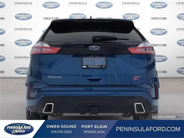 2019 Ford Edge ST (Stk: 19ED19) in Owen Sound - Image 5 of 25