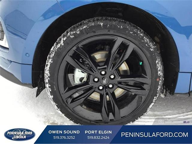 2019 Ford Edge ST (Stk: 19ED19) in Owen Sound - Image 6 of 25