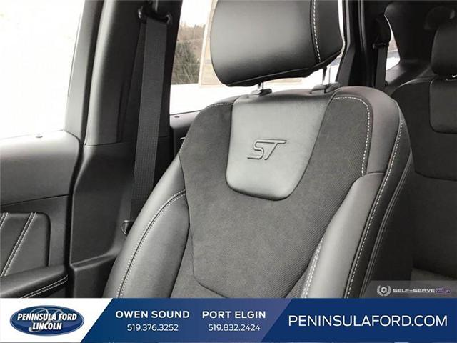 2019 Ford Edge ST (Stk: 19ED19) in Owen Sound - Image 20 of 25