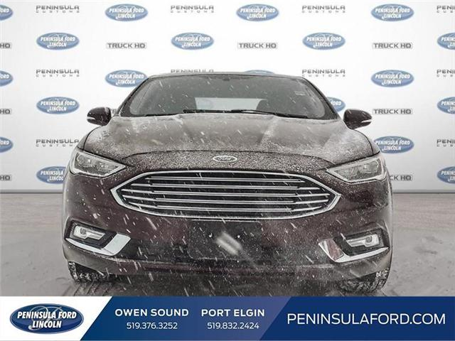 2018 Ford Fusion Titanium (Stk: 1682) in Owen Sound - Image 2 of 25
