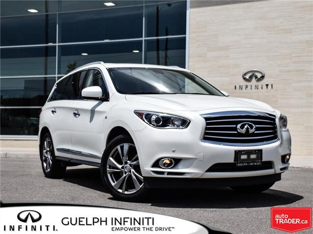 2015 Infiniti QX60 Base (Stk: I6719A) in Guelph - Image 1 of 29