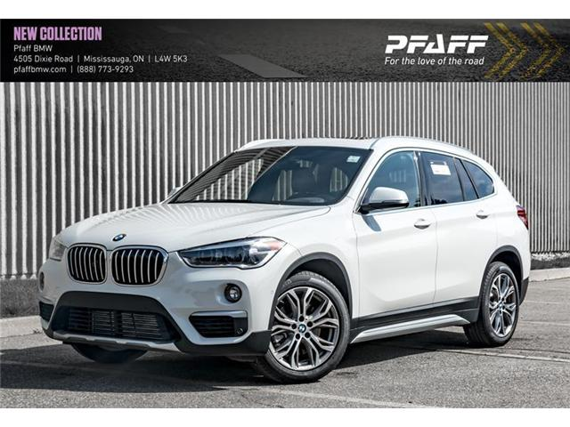 2019 BMW X1 xDrive28i (Stk: 22085) in Mississauga - Image 1 of 21