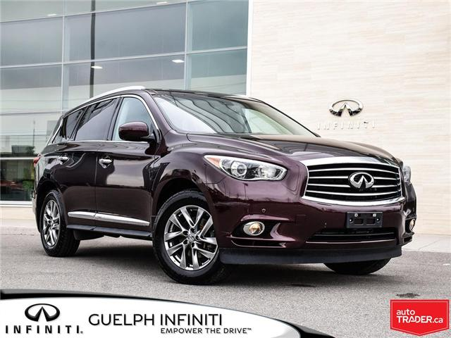 2014 Infiniti QX60 Base (Stk: I6896AA) in Guelph - Image 1 of 25