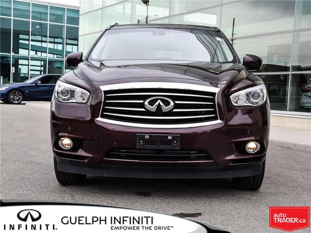 2014 Infiniti QX60 Base (Stk: I6896AA) in Guelph - Image 2 of 25