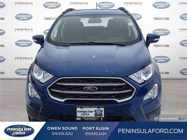 2019 Ford EcoSport SE (Stk: 19EC02) in Owen Sound - Image 2 of 24