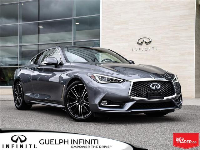 2018 Infiniti Q60  (Stk: IUP1910) in Guelph - Image 1 of 23