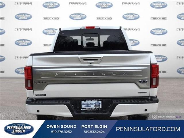 2019 Ford F-150 Platinum (Stk: 19FE62) in Owen Sound - Image 5 of 25