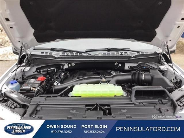 2019 Ford F-150 Platinum (Stk: 19FE62) in Owen Sound - Image 10 of 25