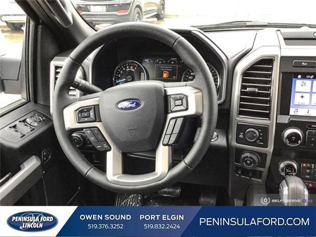 2019 Ford F-150 Platinum (Stk: 19FE62) in Owen Sound - Image 13 of 25