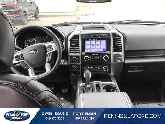 2019 Ford F-150 Platinum (Stk: 19FE62) in Owen Sound - Image 24 of 25