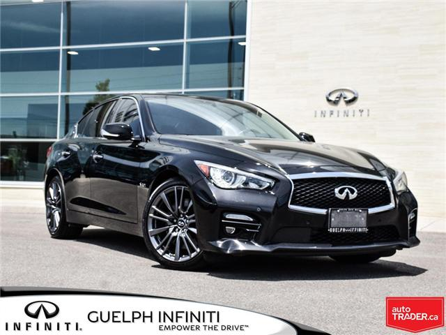 2017 Infiniti Q50  (Stk: N20139A) in Guelph - Image 1 of 28
