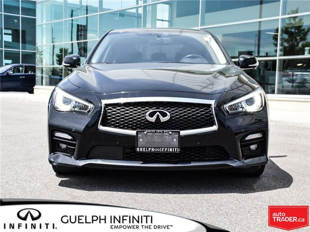 2017 Infiniti Q50  (Stk: N20139A) in Guelph - Image 2 of 28