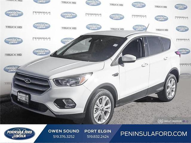 2019 Ford Escape SE (Stk: 19ES21) in Owen Sound - Image 1 of 24