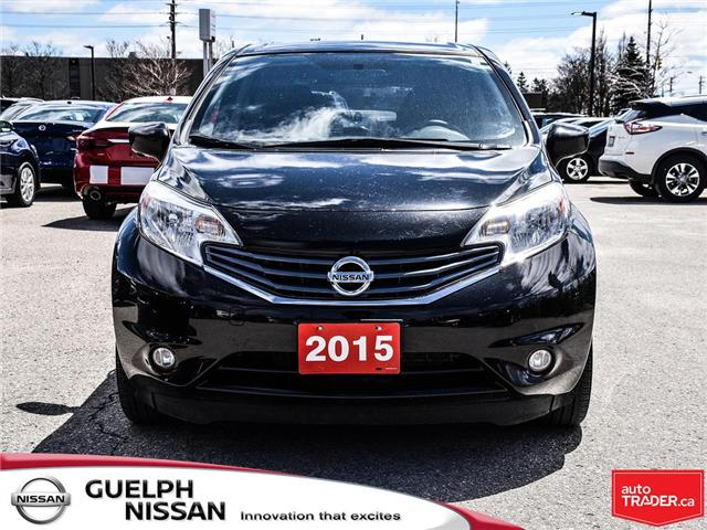 2015 Nissan Versa Note  (Stk: N19907A) in Guelph - Image 2 of 24