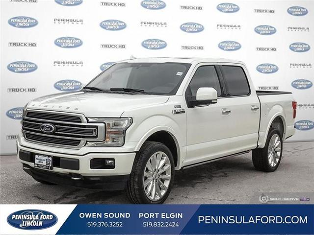 2019 Ford F-150 Limited (Stk: 19FE82) in Owen Sound - Image 1 of 24