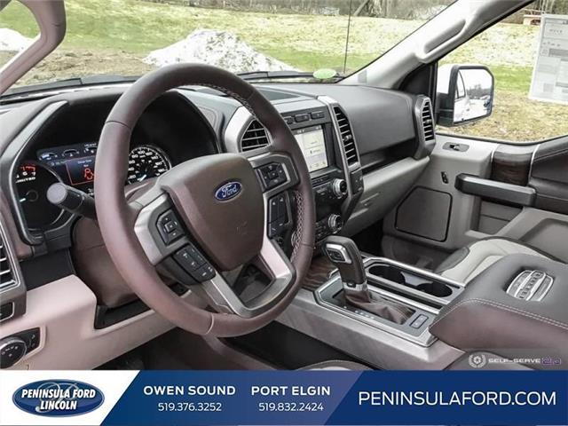 2019 Ford F-150 Limited (Stk: 19FE82) in Owen Sound - Image 12 of 24