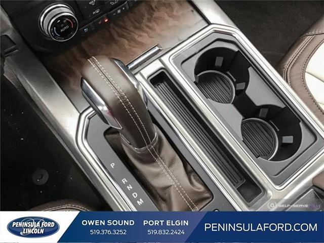 2019 Ford F-150 Limited (Stk: 19FE82) in Owen Sound - Image 17 of 24