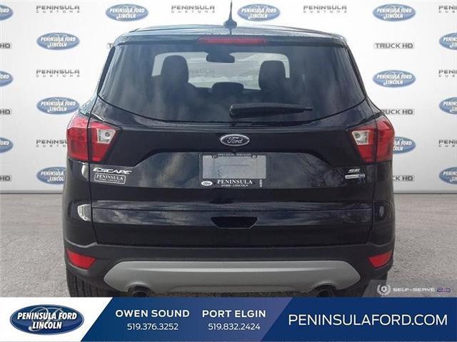 2019 Ford Escape SE (Stk: 19ES30) in Owen Sound - Image 5 of 24